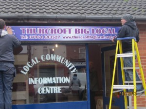 big local shop now open