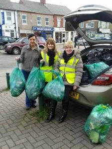 big local litter pick 280215